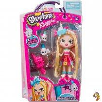 Shopkins muñeca de colección con accesorios