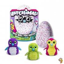 Hatchimals huevo interactivo con peluche sorpresa