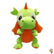 Dragon de peluche gigante 60 Cm 3 colores