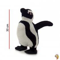 Pingüino de peluche mediano 30 Cm