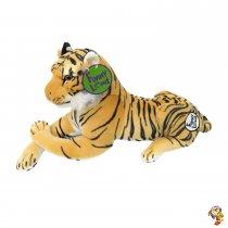 Tigre de peluche 45 cm unico color